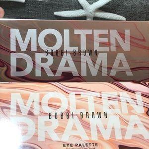 Bobbi Brown Molten Drama Eyeshadow Palette